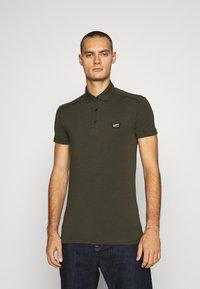 Antony Morato - PLATE ON FRONT - Polo shirt - green - 0