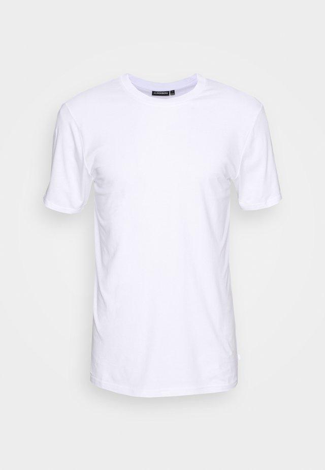 SILO TEE - T-shirt basic - white