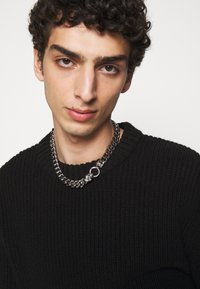 Northskull - ATTICUS CHAIN NECKLACE - Necklace - silver-coloured - 0