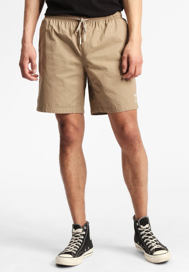 PERTH 2 - Shorts - beige