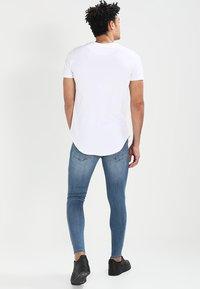 Kings Will Dream - LUMOR - Jeans Skinny Fit - lightwash - 2