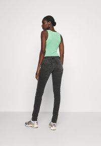 Mavi - SERENA - Jeans Skinny Fit - smoke glam - 2
