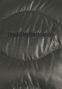 Peak Performance - HELIUM HOOD JACKET - Down jacket - black olive - 3