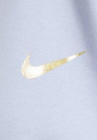 Nike Sportswear - HOODIE - Kapuzenpullover - hydrogen blue/psychic blue - 3