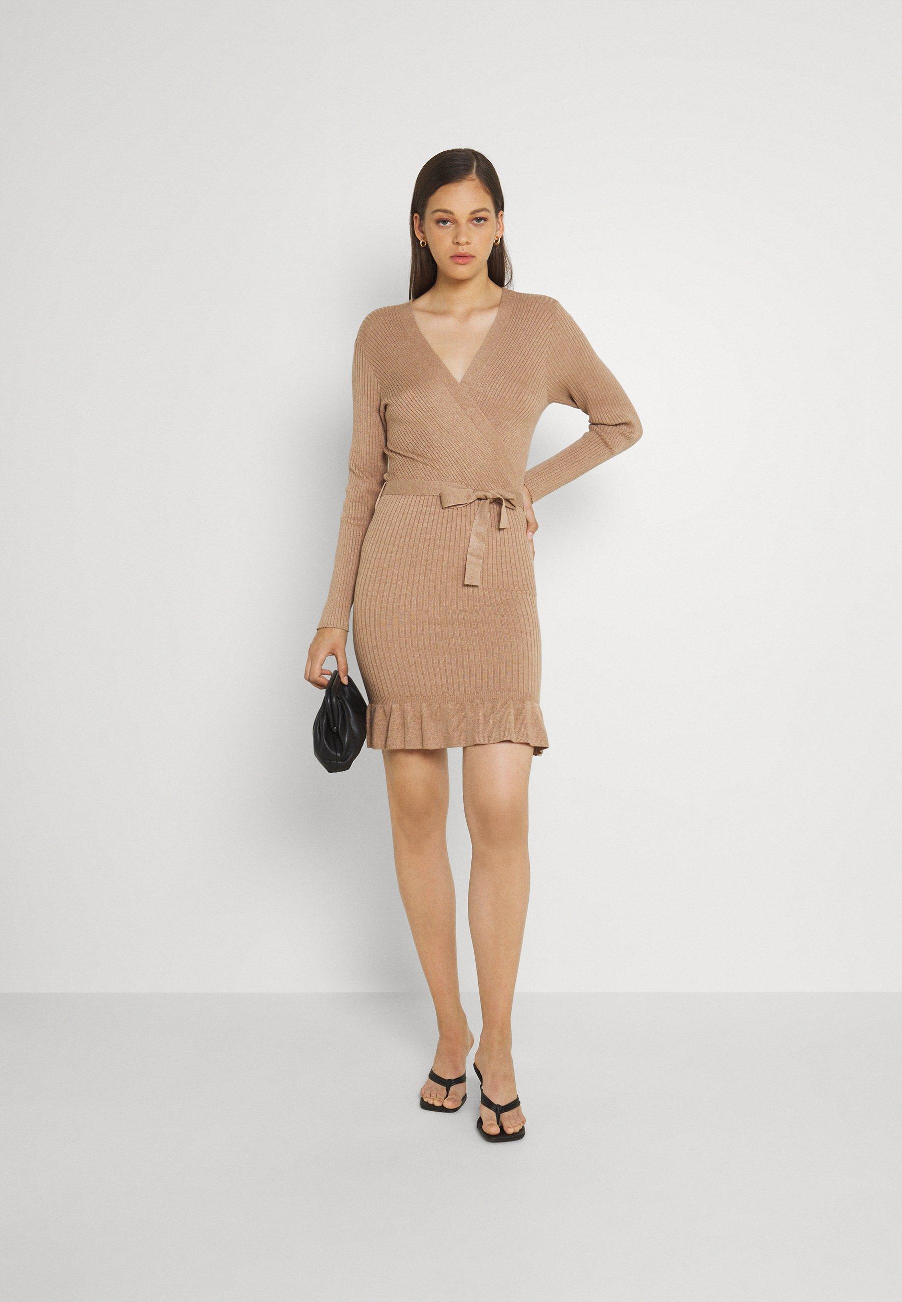 Mujer JDYMOLLIE DRESS - Vestido de punto