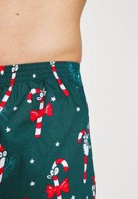 Lousy Livin Underwear - SUGAR STICKS - Trenýrky - forrest black - 3