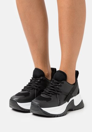 HYBRO RIBBON  - Trainers - black