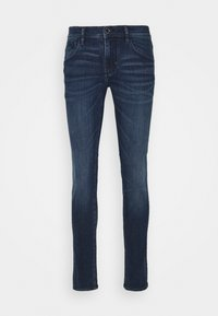 Antony Morato - GILMOUR SUPER SKINNY FIT IN POWER STRETCH - Jeans Tapered Fit - blue denim - 0
