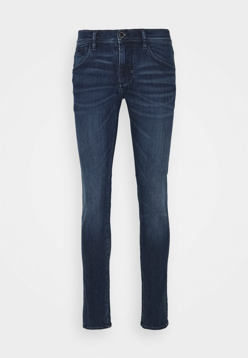 Antony Morato - GILMOUR SUPER SKINNY FIT IN POWER STRETCH - Jeans Tapered Fit - blue denim