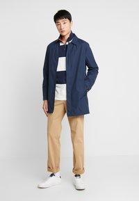 Casual Friday - OUTERWEAR JOSEF - Cappotto classico - navy blazer - 1