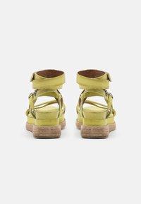 A.S.98 - Platform sandals - zen - 3