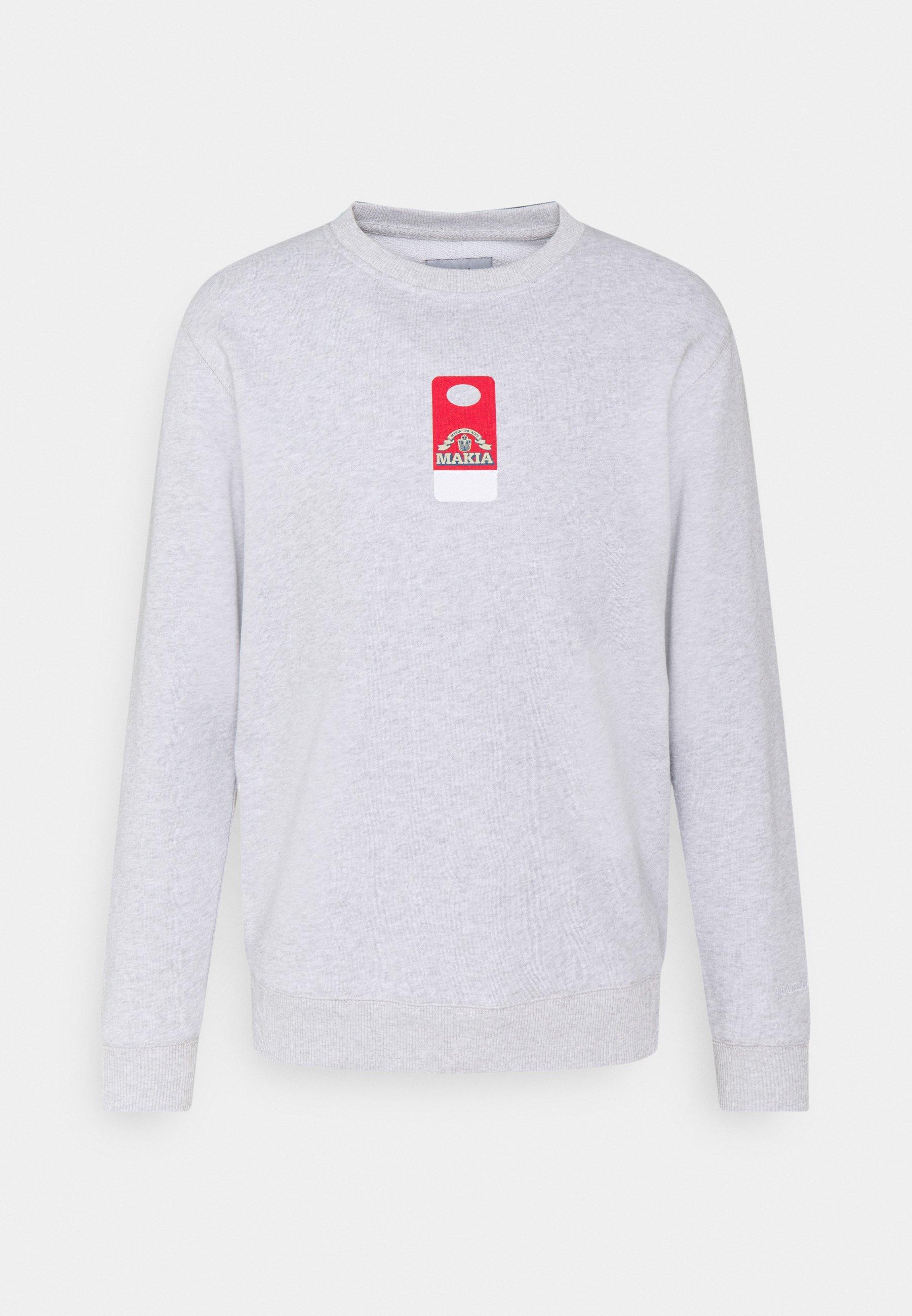 Men CHECK - Sweatshirt