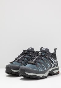 Salomon - X ULTRA 3  - Outdoorschoenen - stormy weather/ebony/cashmere blue - 2