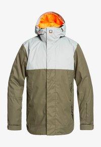 DC Shoes - DEFY  - Snowboard jacket - grey - 0