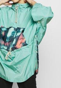 Burton - Waterproof jacket - turquoise - 3