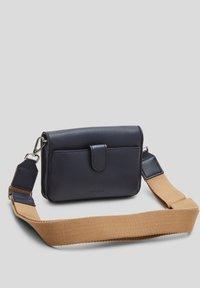s.Oliver - Across body bag - dark blue - 2