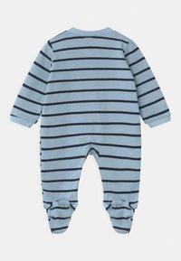 Jacky Baby - BOYS 2 PACK - Kruippakje - blue/dark blue - 1