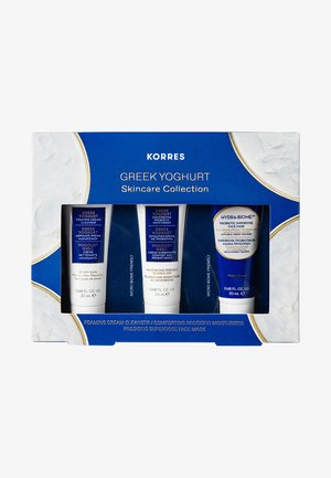 THE GREEK YOGURT RITUAL TRAVEL SIZE SET - Skincare set - -