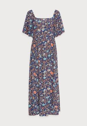 Maxi dress - twilight blue mix