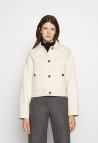 WEEKEND MaxMara - BORBONA - Summer jacket - ivory - 0