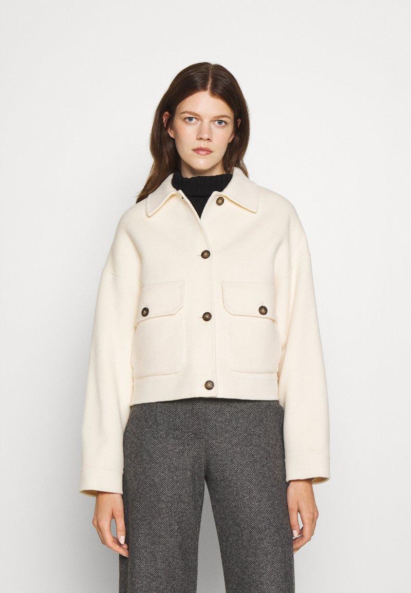WEEKEND MaxMara - BORBONA - Summer jacket - ivory