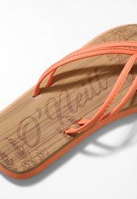 O'Neill - DITSY - Pool shoes - mandarine - 5