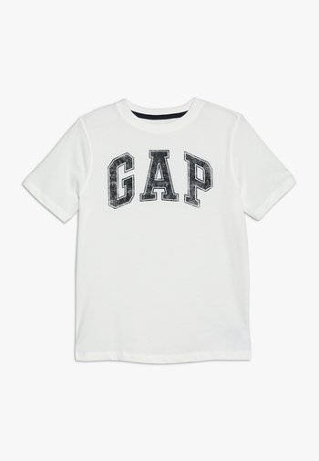BOYS NEW ARCH SCREEN - T-shirts med print - new off white