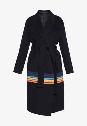 Klasický kabát - blue