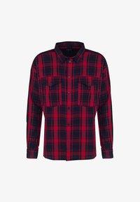 Tigha - NEVEN  - Shirt - red/black - 4