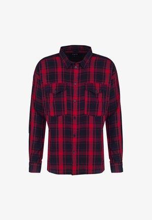 NEVEN  - Shirt - red/black