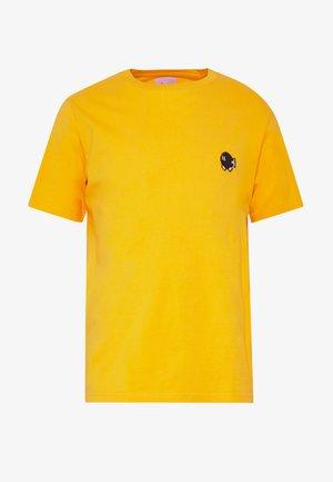BOMB SMALL - Print T-shirt - yellow