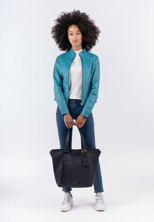 SURI FREY BRITTNEY - Tote bag - blue