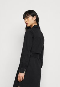 New Look Petite - SIMONE DRESS - Denim dress - black - 3