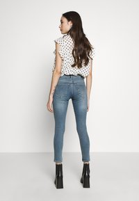 Dr.Denim Petite - LEXY - Jeans Skinny Fit - west coast blue - 2