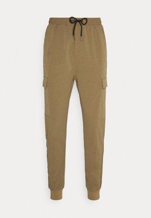 OLIVER - Pantaloni cargo - brown