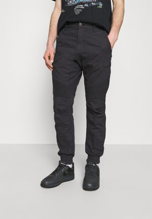 URBAN - Cargo trousers - black