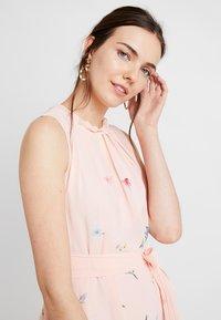 Esprit Collection - FLUENT - Cocktail dress / Party dress - peach - 4