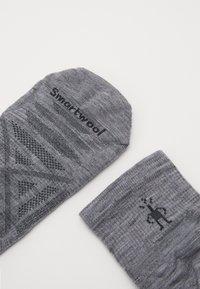 Smartwool - OUTDOOR ULTRA LIGHT MINI - Sports socks - light gray - 2