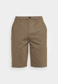 Solid - BARRO BASIC - Shorts - sand melange - 3