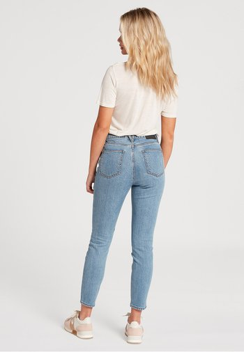 LIBERATOR HIGH - Jeans Skinny Fit - ashblue