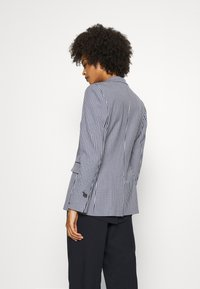 Tommy Hilfiger - Blazer - gingham blue ink/white - 2