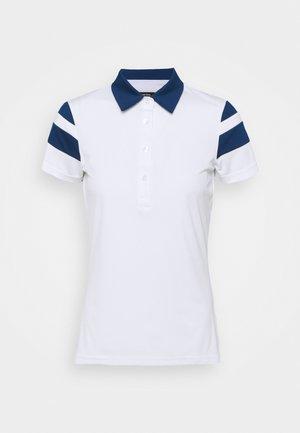 PIXIE GOLF - Polo shirt - white