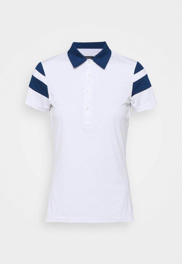 PIXIE GOLF - Polo - white