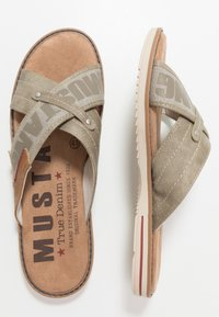 Mustang - Mules - taupe - 1