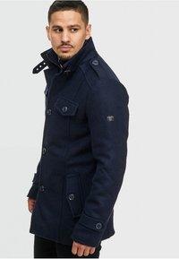 INDICODE JEANS - BRANDAN - Short coat - dark blue - 4