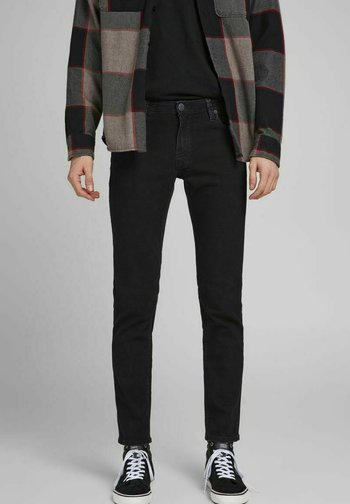 SLIM FIT - Jeans slim fit - black denim