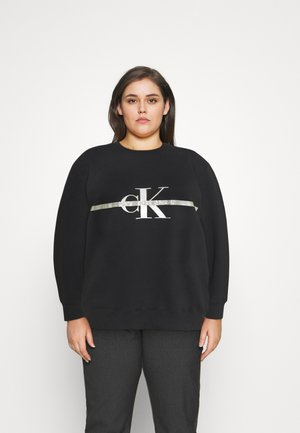 MONOGRAM - Sweatshirt - black