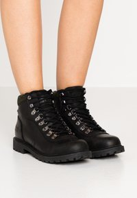 Barbour - ELSDON - Ankle boots - black - 0