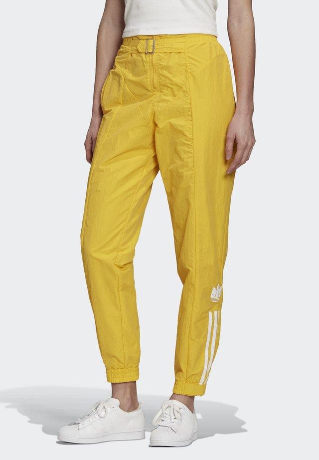 PAOLINA RUSSO - Teplákové kalhoty - active gold