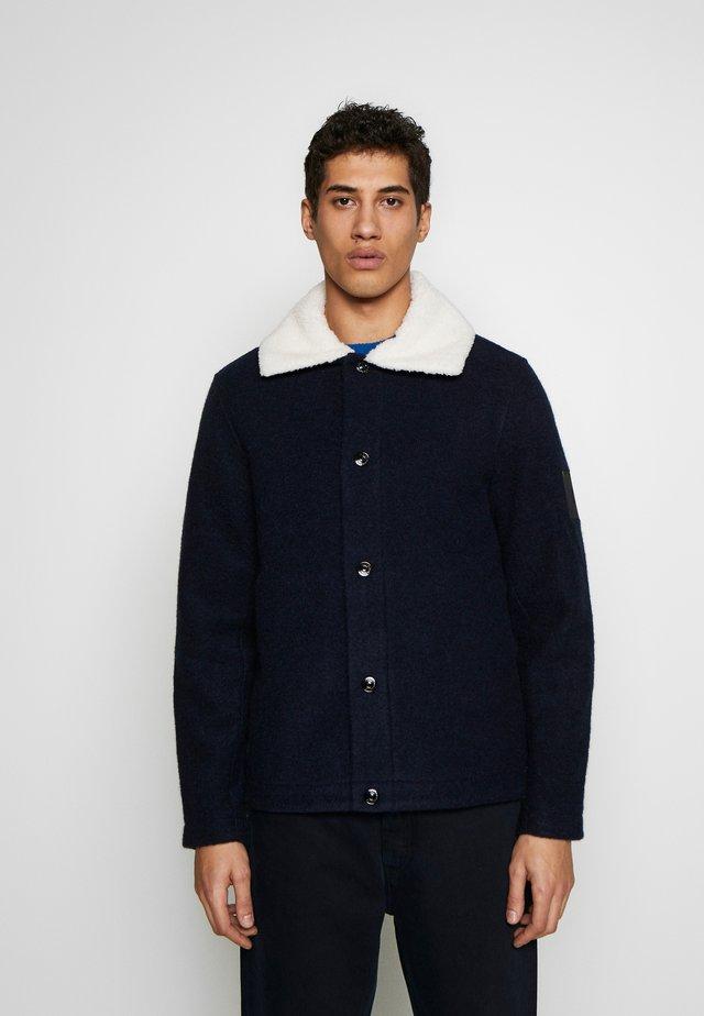 ALASKA SHIRT JACKET - Summer jacket - salute blue